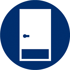 Усиленные антивандальные двери
