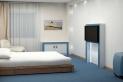 Двери для комнат в номерах, Гостиница